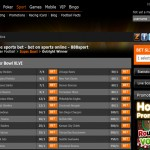 888 Sport Super Bowl Betting